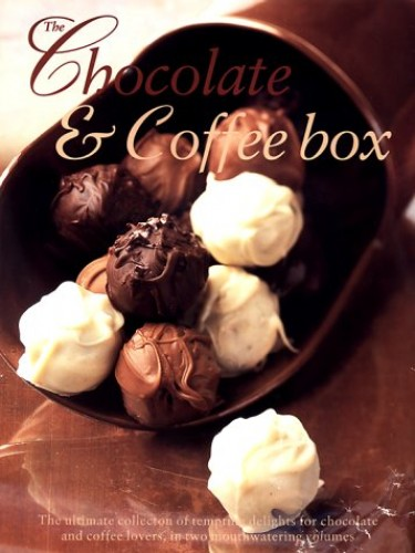 The Chocolate and Coffee Box by Christine France