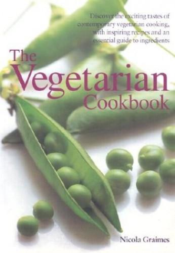 The Vegetarian Cookbook By Valerie Ferguson