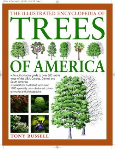 Trees of America By Tony Russell