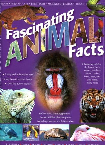 Fascinating Animal Facts By Barbara Taylor