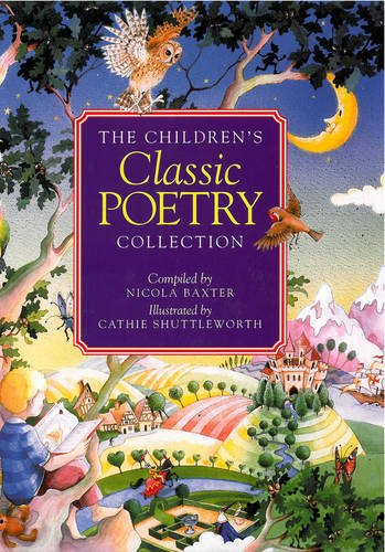 Children's Treasury of Classic Poetry By Nicola Baxter