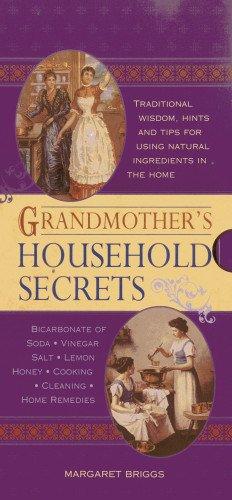 Grandmother's Household Secrets (Five Volume Slipcase): 1-5 By Margaret Briggs