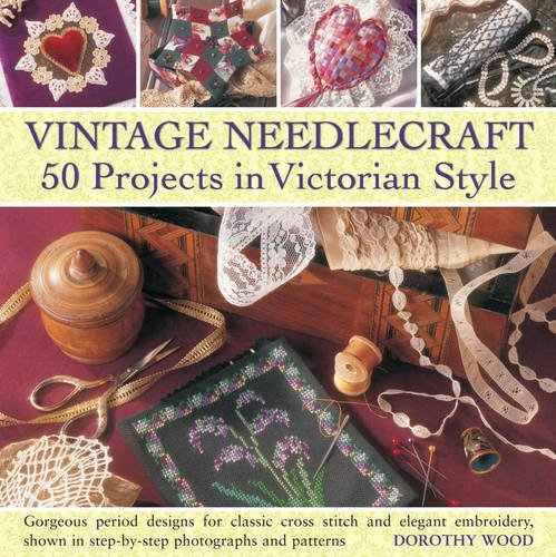 Vintage Needlecraft By Dorothy Wood