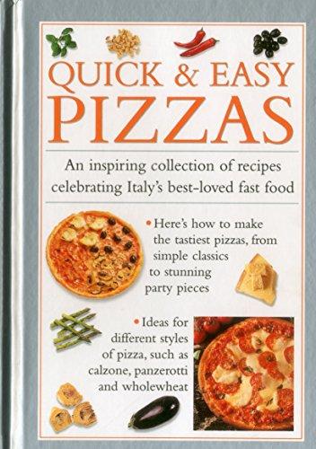 Quick & Easy Pizzas By Valerie Ferguson