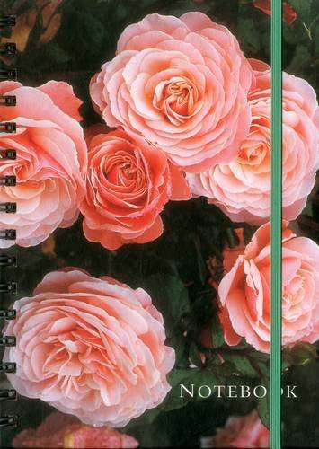 Notebook Rose By Peony Press