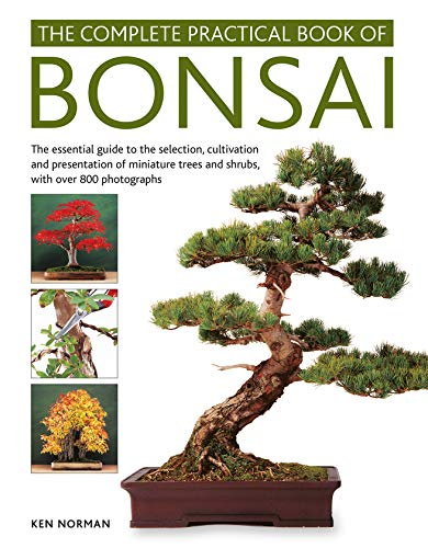 Bonsai, Complete Practical Book of By Ken Norman