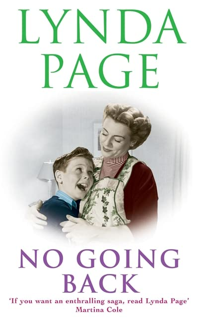No Going Back By Lynda Page