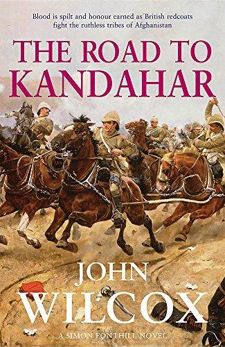 The Road To Kandahar By John Wilcox