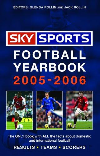 Sky Sports Football Yearbook 2005-2006 By Glenda Rollin