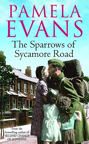 The Sparrows of Sycamore Road by Pamela Evans