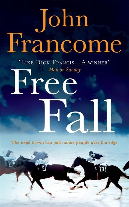 Free Fall By John Francome