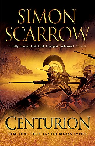 Centurion by Simon Scarrow