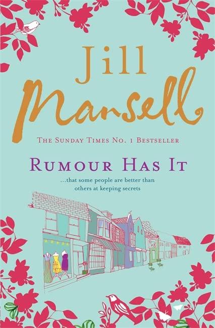 Rumour Has It By Jill Mansell