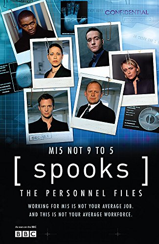 Spooks: The Personnel Files By K Udos