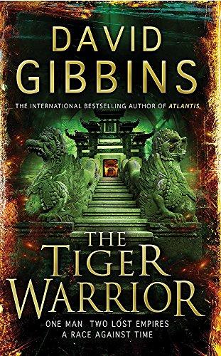 The Tiger Warrior By David Gibbins
