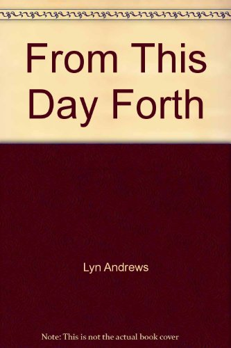 From-This-Day-Forth-by-Lyn-Andrews-Book-The-Cheap-Fast-Free-Post