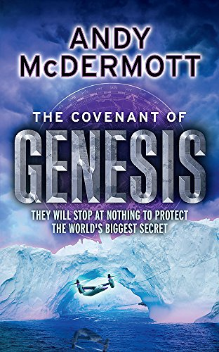 The Covenant of Genesis (Wilde/Chase 4) By Andy McDermott