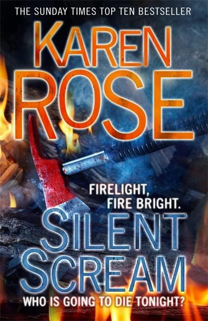 Silent Scream (The Minneapolis Series Book 2) By Karen Rose