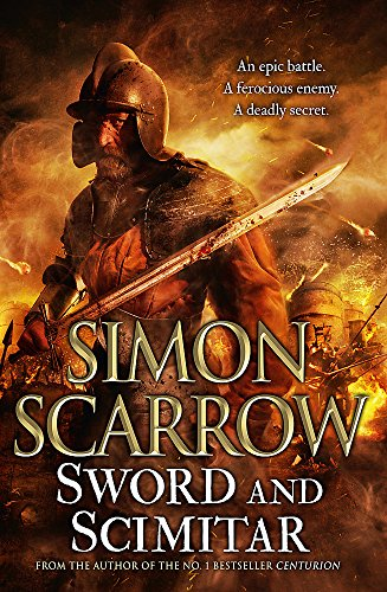 Sword and Scimitar By Simon Scarrow