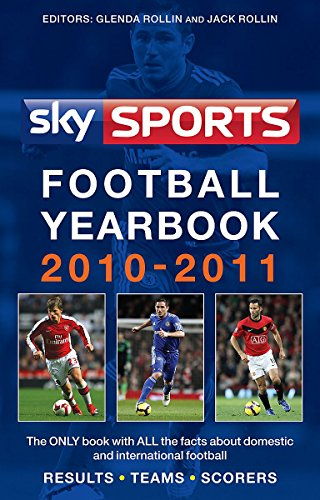 Sky Sports Football Yearbook: 2010-2011 by Jack Rollin