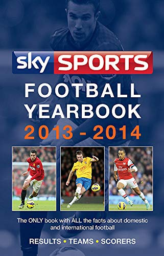 Sky Sports Football Yearbook 2013-2014 Book The Cheap Fast Free Post