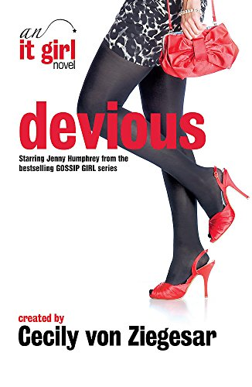 Devious: An It Girl Novel By Cecily Von Ziegesar