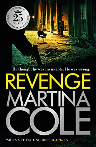 Revenge: A pacy crime thriller of violence and vengeance By Martina Cole