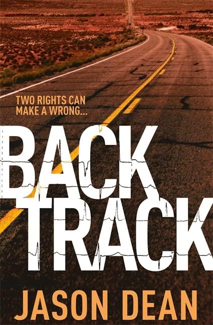 Backtrack (James Bishop 2) By Jason Dean