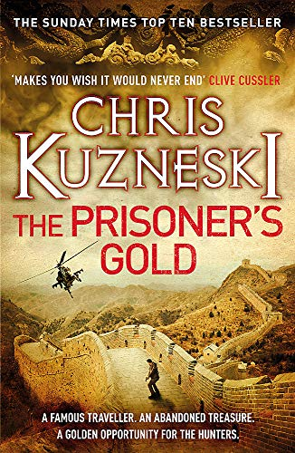 The Prisoner's Gold by Chris Kuzneski