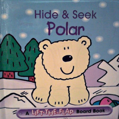Hide & Seek Polar (Lift-the-Flap)