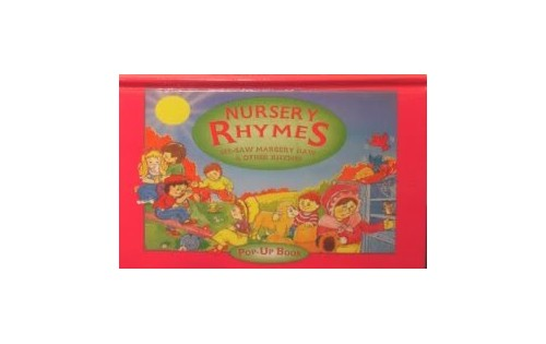 Mini Pop-Up Nursery Rhymes