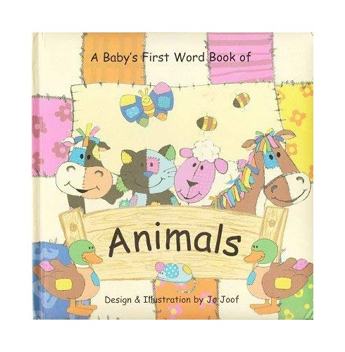 On the Farm: Baby's First Word Book (Animal Patch)