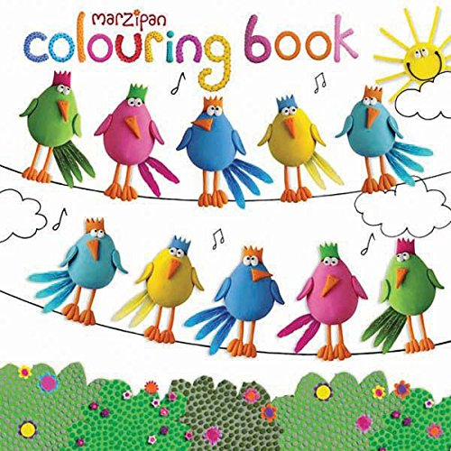 Dog Hanging Colouring Book Set