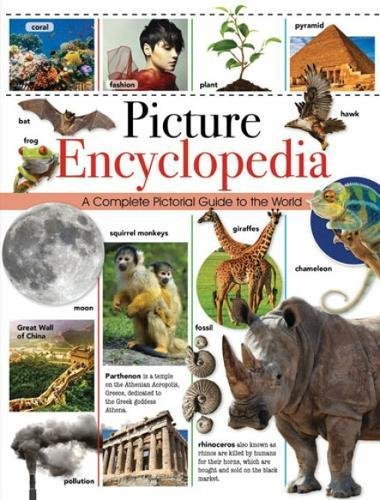 Picture Encyclopedia By North Parade Publishing