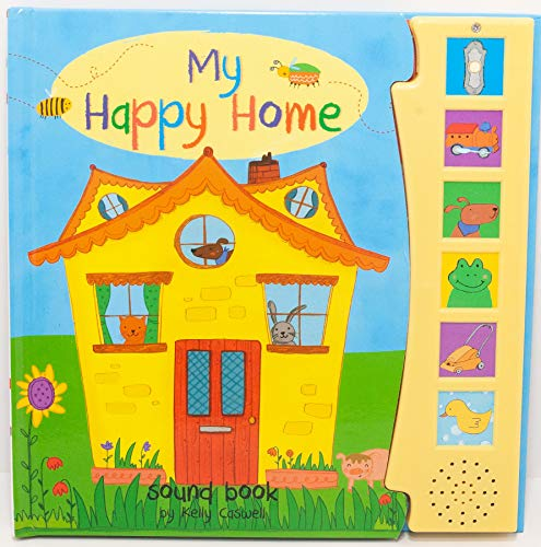 Sound Book: My Happy Home By Brian Close