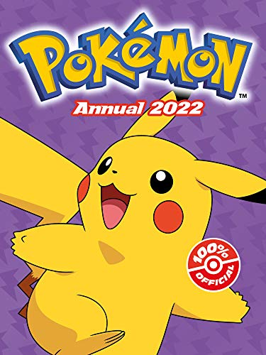 Pokemon Annual 2022 By The Pokemon Company