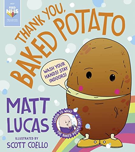 Thank You, Baked Potato By Matt Lucas