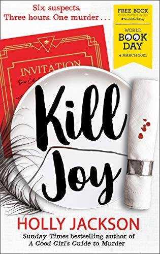 Kill Joy - World Book Day 2021 von Holly Jackson