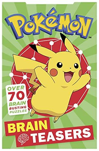 Pokemon Brain Teasers By Pokemon