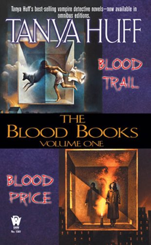 Blood Books By Tanya Huff