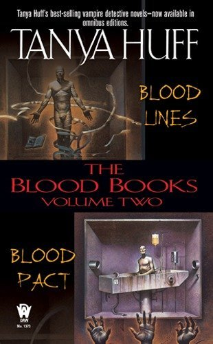 The Blood Books By Tanya Huff