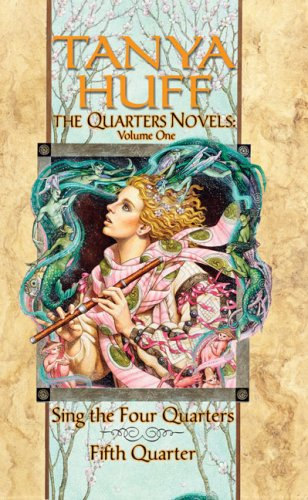 The Quarters Novels, Volume 1 By Tanya Huff