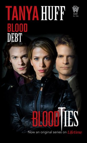 Blood Debt By Tanya Huff