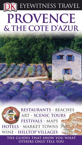 Provence and the Cote D'Azur By Roger Williams