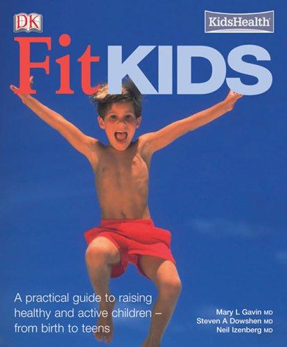 Fit Kids By Mary L Gavin