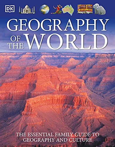 Geography of the World By DK