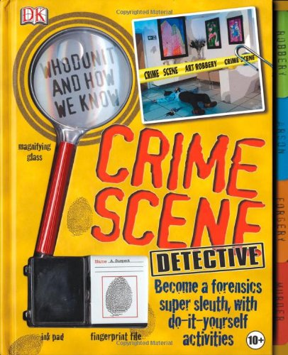 Crime Scene Detective By Carey Scott