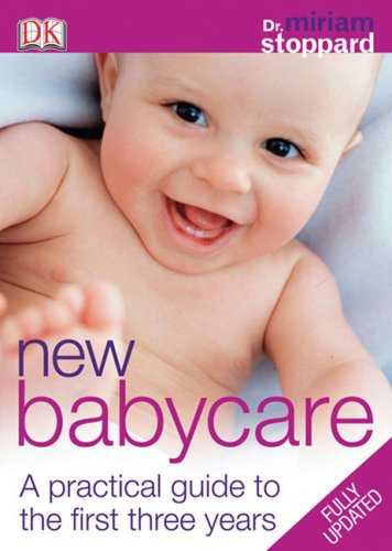 New Baby Care By Dr Miriam Stoppard