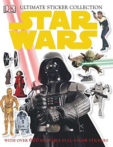 Star Wars: Ultimate Sticker Collection By Kindersley Dorling