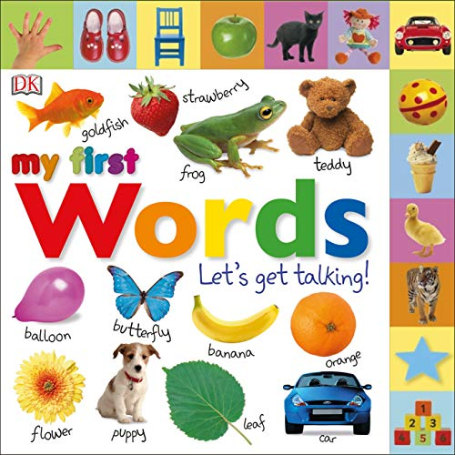 Tabbed Board Books: My First Words von DK